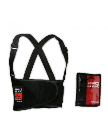 Elastic back support