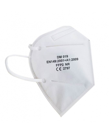 Disposable mask FFP2