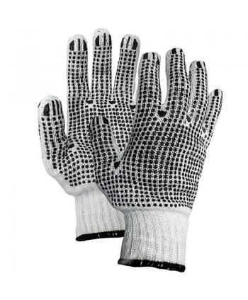 PVC-Dots cotton gloves